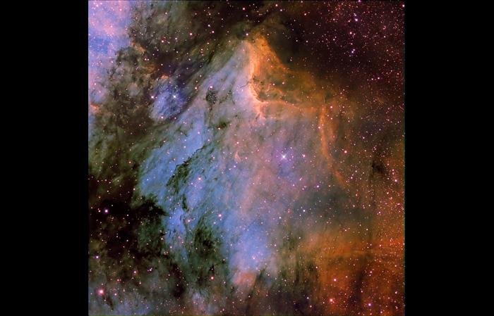 IC 5070 – The Pelican Nebula