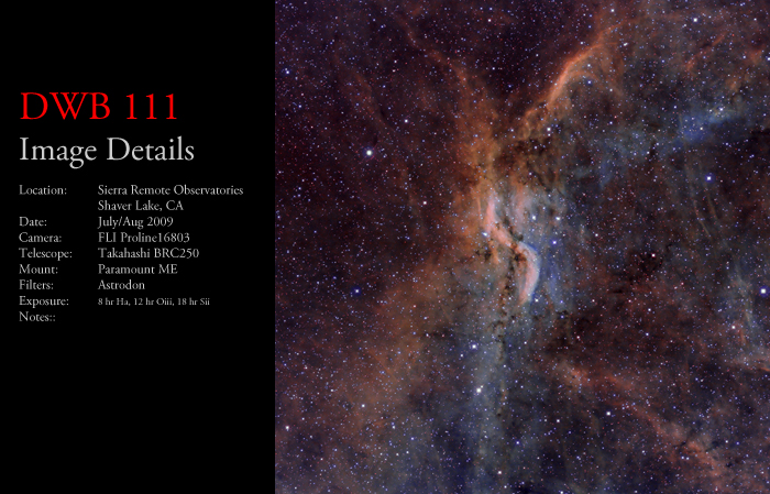 DWB 111 – The Propeller Nebula