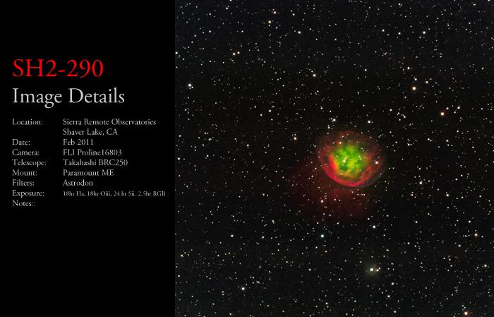Sharpless 290/Abell 31