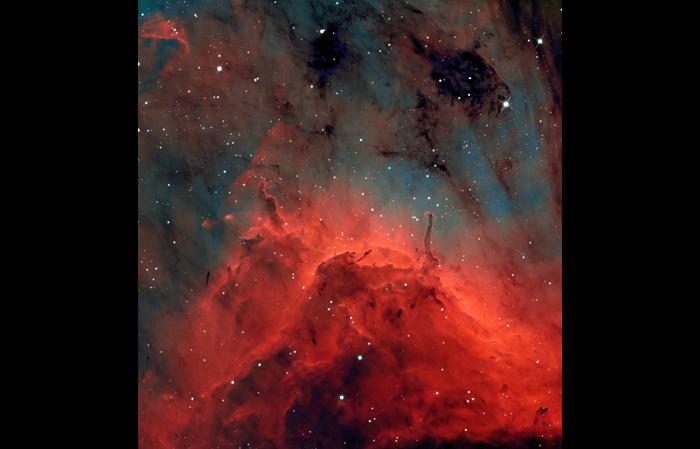 IC 5067 – Pelican Nebula Jets