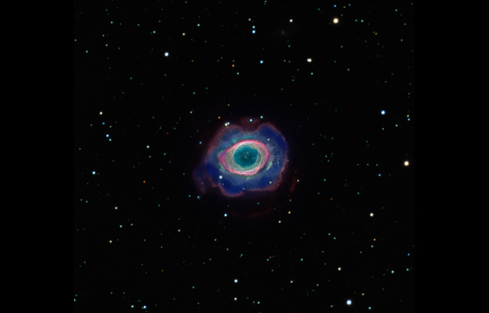 M57 – The Ring Nebula